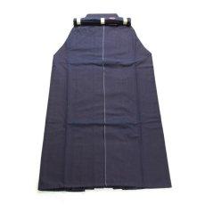 画像2: 剣道袴「26KAN」武州紺上製綿袴 #2600 20号(国産・本藍先染め)適応身長135〜140cm (2)