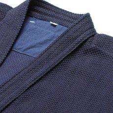 画像3: 剣道着「武州一」 一重最上「正藍染」 #120 2.5号(国産・本藍先染め)適応身長165cm (3)
