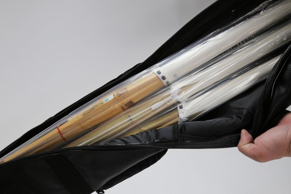 画像1: PVC竹刀袋 (1)